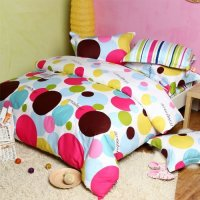 Polka Dot Bedding Sets  Some Verve & Dash