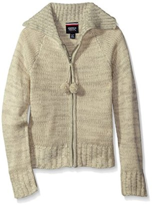 French-Toast-Girls-Little-Girls-Pom-Pom-Zip-up-Sweater-Heather-Creme-X-Small45