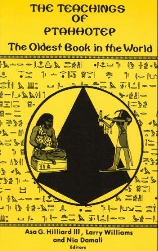 video review,oldest book,teachings,ptahhotep,world,(VIDEO Review) The Teachings of Ptahhotep: The Oldest Book in the World,