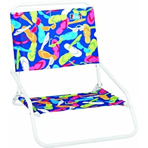 rio brands beach chairs uk comfortable bedroom brands-chairs sc580-149 aloha chair: amazon.co.uk: sports & outdoors