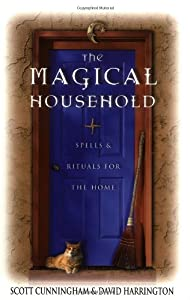 """Cover of """"The Magical Household: Spells &..."""