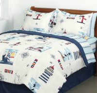 Nautical bedding - deals on 1001 Blocks