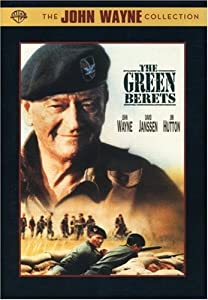 """Cover of """"The Green Berets"""""""