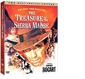 "Cover of ""The Treasure of the Sierra Madr..."