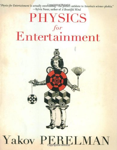 Resultado de imagen de Physics For Entertainment by Perelman