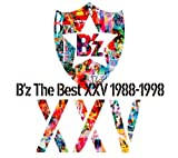 B'z The Best XXV 1988-1998(初回限定盤) [CD+DVD, Limited Edition] / B'z (CD - 2013)