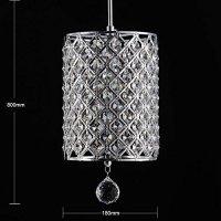 ANNT Modern Chandelier Lighting Crystal Ball Fixture ...