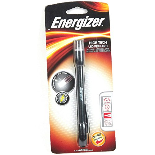 Energizer High Tech Led Pen Light - 07013 | Electrical Supply Unlimited