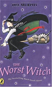 "Cover of ""The Worst Witch (Young Puffin S..."