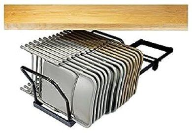 Amazon Folding Chair Dolly Home Kitchen