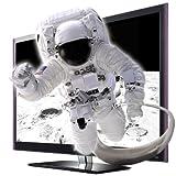 LG 47LW5590 119 cm (47 Zoll) Cinema 3D LED-Backlight-Fernseher, Energieeffizienzklasse A  (Full-HD, 600 Hz MCI, DVB-T/C, CI+, Smart TV, DLNA) schwarz