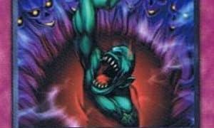 【遊戯王カード】 《ドラグニティ・ドライブ》 奈落の落とし穴 ノーマル sd19-jp036