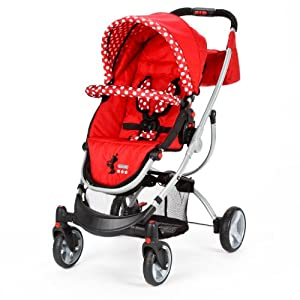 Disney Minnie Mouse Stroller