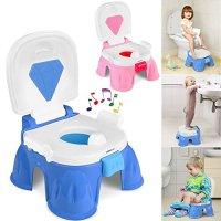 Infantastic Kids Music Potty Toilet Training Seat Easy ...