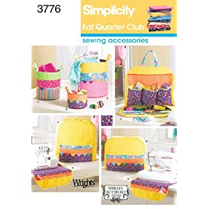 Simplicity Sewing Pattern 3776 Crafts, One Size