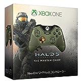 Xbox One ワイヤレス コントローラー (マスターチーフ) (『ボーナス交換パック』ご利用コード 同梱)