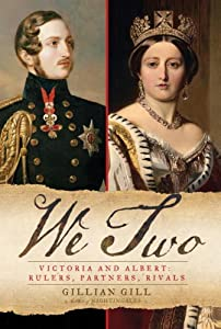 """Cover of """"We Two: Victoria and Albert: Ru..."""