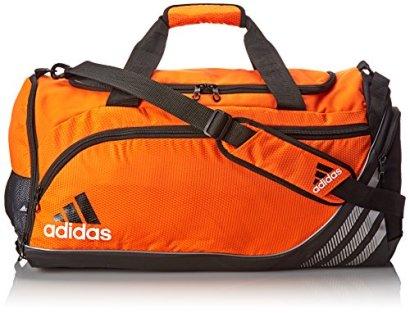 adidas-Team-Speed-Medium-Duffel-Bag-Team-OrangeBlack