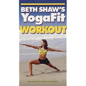 Beth Shaw's Yogafit [VHS]