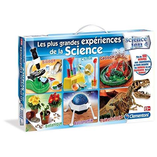 Clementoni - Les Plus Grandes Expériences De La Science