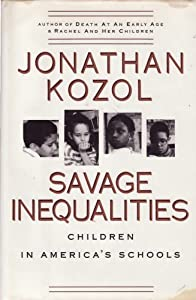"Cover of ""Savage Inequalities: Children i..."