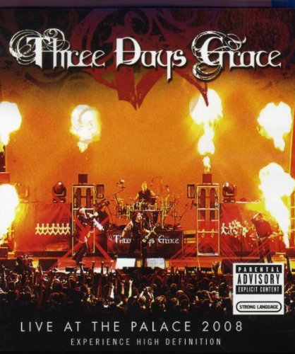 Three Days Grace: Live at the Palace 2008 [Blu-ray]