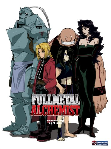 Full Metal Alchemist. I wonder what theyll do with the plot. I dont see how they can make it like the manga, but still, cant wait.