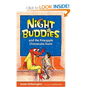 Night Buddies and the Pineapple Cheesecake Scare