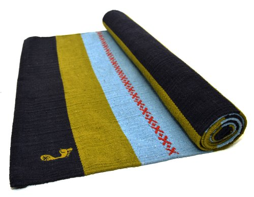 Click And See Offer Details On Amazon! Mysore Practice Yoga Rug ...