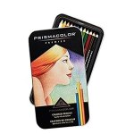 adult coloring Prismacolor Premier Colored Woodcase Pencils, 12 Assorted Colors/set