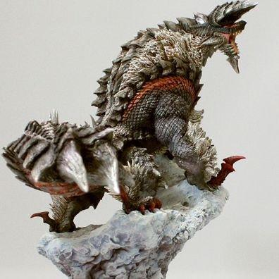モンスターハンター 獄狼竜ジンオウガ 亜種 限定版