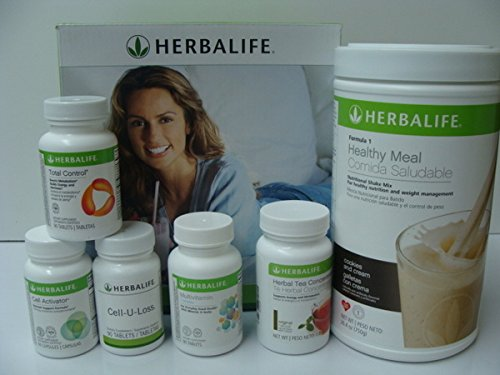 Herbalife Advanced Program - Choose Your Flavor (Cookies n Cream)