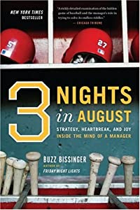 "Cover of ""Three Nights in August: Strateg..."