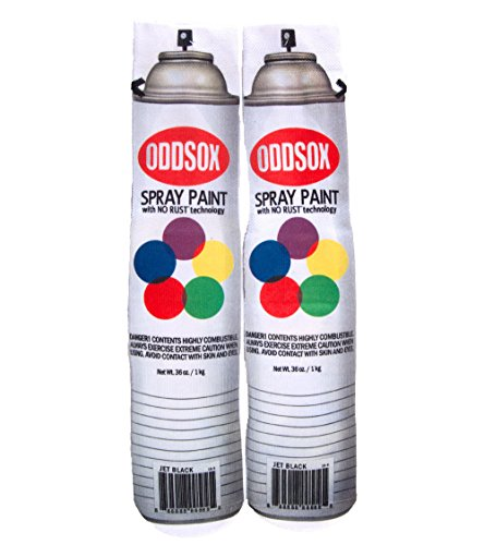 Odd Sox Spray Can Socks Multi-Color Osfa