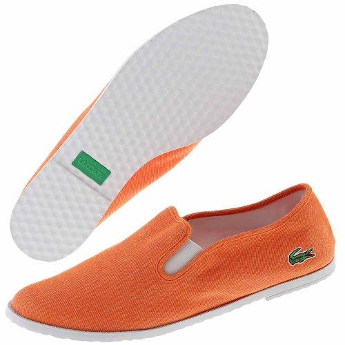 Lacoste Vallet SRM , Farbe:Orange; Größe:42
