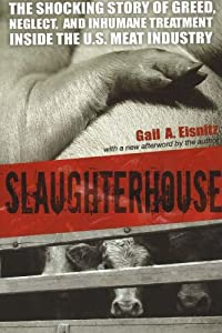 """Cover of """"Slaughterhouse: The Shocking St..."""