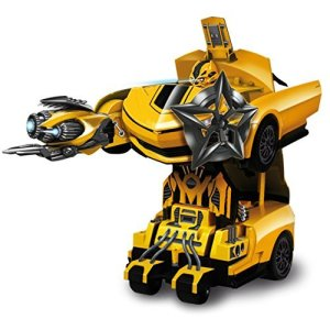 Nikko-Transformers-RC-Bumblebee-Transforming-by-Nikko