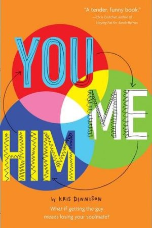 You and Me and Him by Kris Dinnison | Featured Book of the Day | wearewordnerds.com