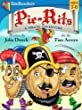 Pie-Rits: A Pirate Adventure by Julia Dweck and Fian Arroyo
