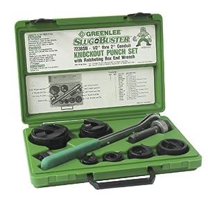 Greenlee 7238SB Slug-Buster Knockout Kit