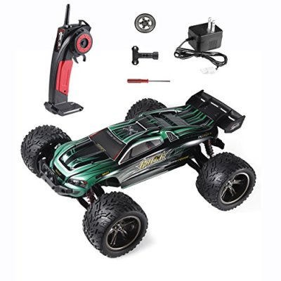 HOSIM-RC-Trucks-S912-33MPH-2WD-112-Scale-High-Speed-Remote-control-Off-Road-RC-Truggy-Car-Green