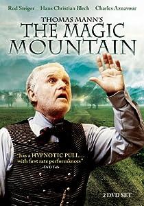 """Cover of """"Thomas Mann's The Magic Mountai..."""