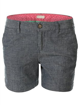 7Encounter-Casual-Stretch-Cotton-Chino-Shorts-Chambray-5-size-6