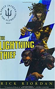 "Cover of ""The Lightning Thief (Percy Jack..."