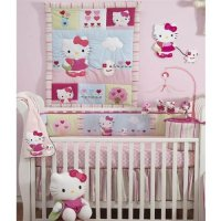 Hello Kitty Crib Bedding Sets - InfoBarrel