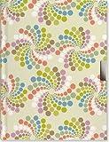 Pinwheels Locking Journal (Notebook, Diary)
