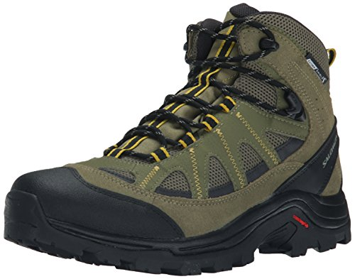 Salomon Men's Authentic LTR CS WP Hiking Boot High Top