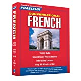 Pimsleur French Conversational Course - Level 1 Lessons 1-16 CD Review