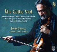 ケルティック・ヴィオール (The Celtic Viol / Jordi Savall) [SACD Hybrid] [日本語解説書付]