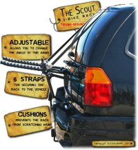 Save on all trunk mount bike rack today: The Scout Trunk ...